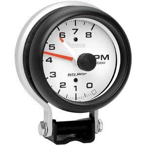 Auto Meter 5780 Pedestal Mount Electric Tachometer