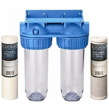 Bluonics Dual House Water Filter