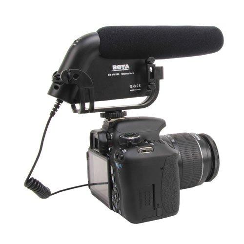CowboyStudio BY-VM190 Video Condenser Shotgun Microphone price