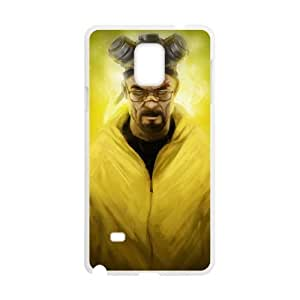 Samsung Galaxy S4 Phone Case White Breaking Bad1 VLN1135713