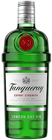 Gin Tanqueray London Dry, 750ml