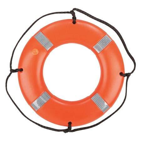 Ring Buoy, Orange, 24