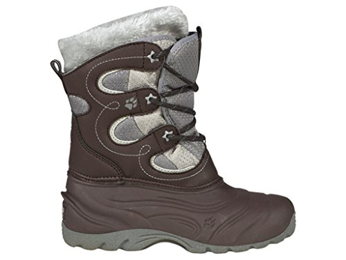 Jack Wolfskin GIRLS SNOW QUEEN raisin