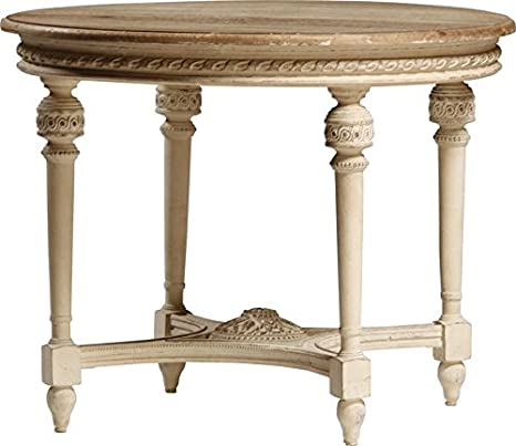 Amazon Com Dovetail Furniture Side Table Dovetail Cocteau Reclaimed