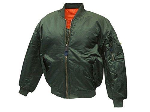Uomo Industries Oliva Commando Camicia Giacca tPwtqZ