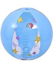 كرة شاطئ قابلة للنفخ صن كلوب من جيلونج 57169 - ازرق