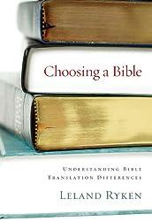 Choosing a Bible: Understanding Bible Translation Differences