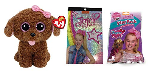 Ropeastar JoJo Siwa Play Pack with TY Beanie Boos Maddie The