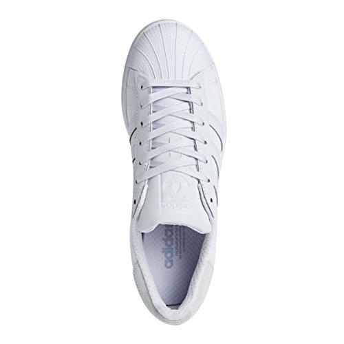 W adidas Grigio Donna Scarpe Sportive Superstar OwqBFaxw6