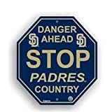 San Diego Padres Stop Sign