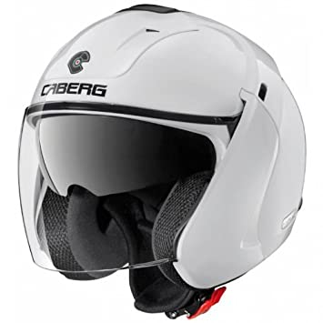 C64A5201#XS - Caberg Downtown S BT Casco De Moto XS Blanco