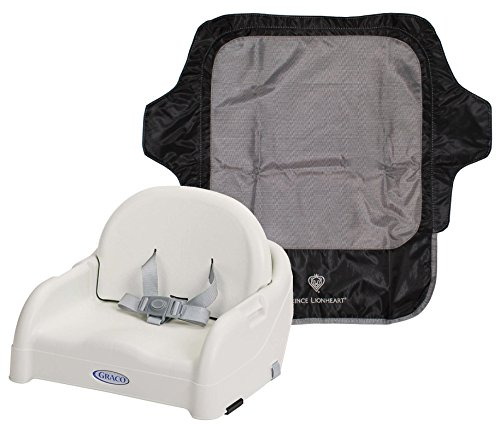 Graco Blossom Booster Seat with Seat Neat Chair Cover, (Graco Booster Seat Covers)