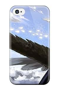 TYH - 5382229K758451016 original animal bird blondebuilding city Anime Pop Culture Hard Plastic iPhone 5c cases phone case
