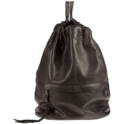 Will Leather Goods Cloud Backpack Black, One Size by Will Leather Goods