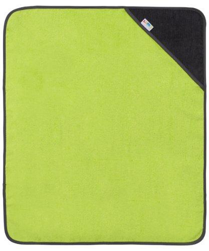 Luma Babycare L01005 - Toalla con capucha (medidas: 85 x 75 cm),