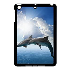 Ipad Mini The dolphins Phone Back Case Use Your Own Photo Art Print Design Hard Shell Protection HG075857