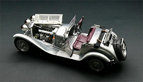 CMC-Classic Model Cars Alfa Romeo 6C 1750 Gran Sport Limited Edition Vehicle (1:18 Scale)