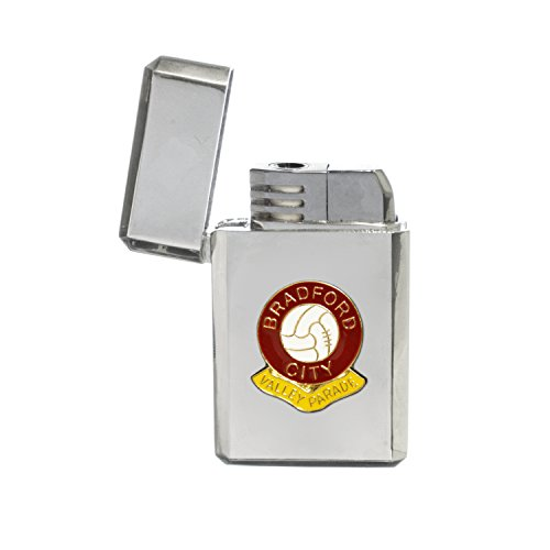 Bradford city football club stormproof gas lighter
