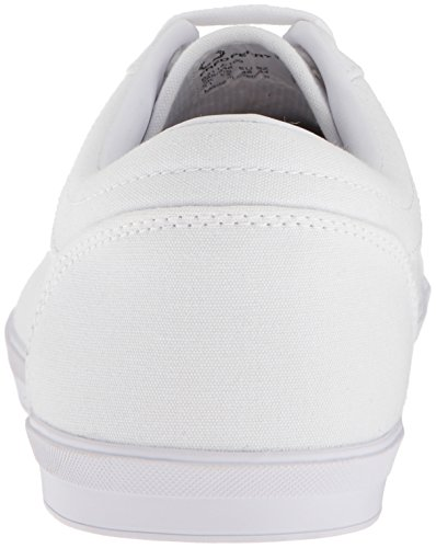 Baseline Fred White Canvas B3114 Perry Mens wt1rSwqzx
