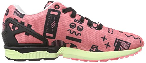 adidas Originals ZX FLUX Chaussures Mode Sneakers Homme Rouge Torsion System adidas Originals