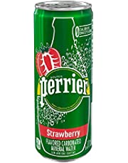 Perrier Strawberry Can Fridge Pack Perrier Strawberry Can Fridge Pk (Pack of 30)