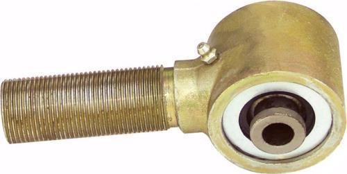 "Currie Enterprises CE-9114-26 JOHNNY JOINT 2-1/2"" Forged Rod End with 1-1/4"" RH Thread & .625"" x 2.625"" Ball"