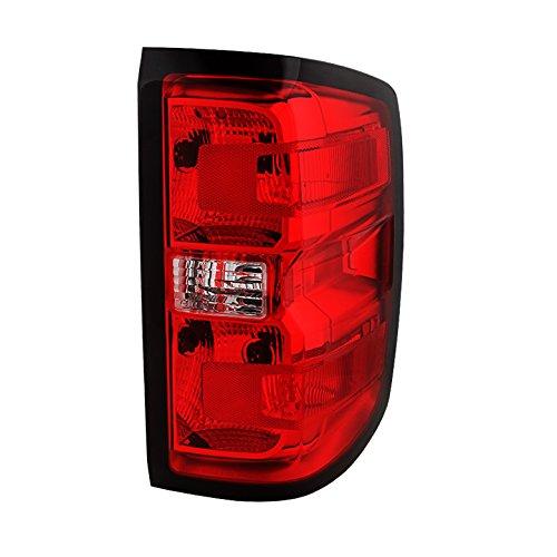 SPYDER 9031922 Xtune Alt-Jh-Cs14-Oe-R Chevy Silverado Right Passenger Side Tail Light