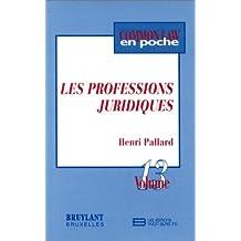 Les professions juridiques