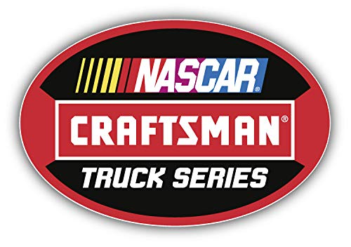 qualityprint Craftsman Truck Series Nascar Racing Decor Bumper Vinyl Sticker 14'' X 9'' Craftsman Truck Series Racing
