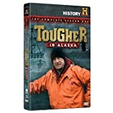 The History Channel Alaska Episodes : Gold Mining , Salmon Fishing , Electric Linemen , Logging , Railroading , Deadly Winter , Dangerous Earth, Dangerous Roads, Extreme Salvaging, Wild Waste, Artic Troopers , Frozen Freeway, Extreme Isolation : 4 DVD Box Set - Tougher
