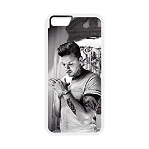 iPhone6s Plus 5.5 inch Phone Case White Professor Green WE1TY702770