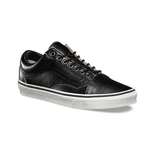 Adulto Marshmallow Skool U Vans Unisex Ground Old Black Zapatillas Breakers xABXSw