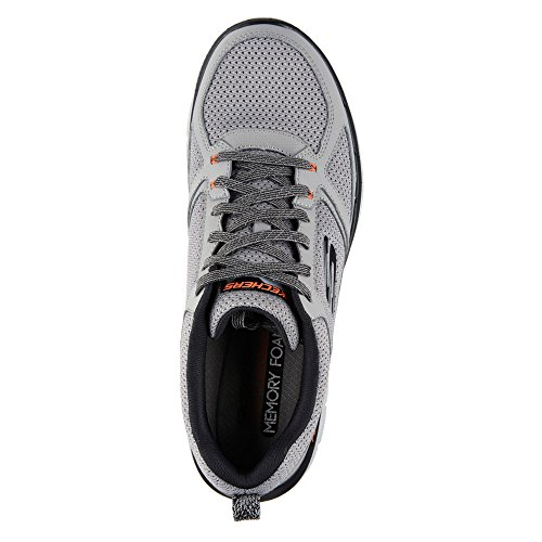 Skechers Flex Advantage 2.0 - Zapatillas Hombre Gris - Grau (LGOR)
