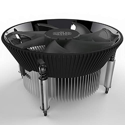 Cooler Master i70 CPU Cooler - 120mm Low Noise Cooling Fan & Heatsink (RR-I70-20PK-R1) - for Intel Socket LGA 1150/1151 / 1155/1156(i70) (Best Lga 1155 Cpu)