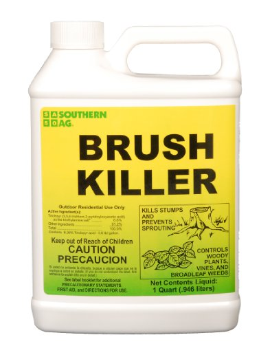 Southern Ag Brush Killer (Contains 8.8% Triclopyr), 32oz - 1 - Brush Killer Ortho