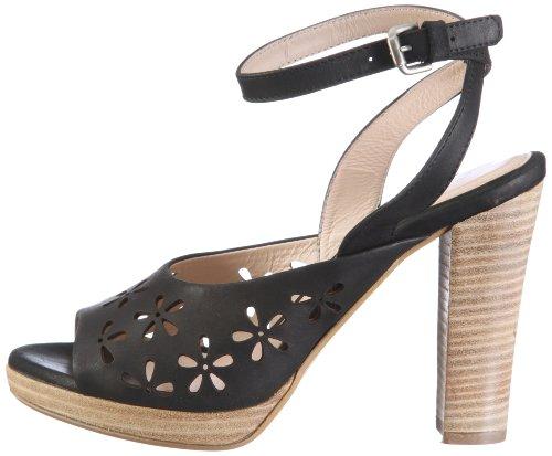 Cinque Dawn Sandali Donna Nero 105831 Shoes 44HrxRA