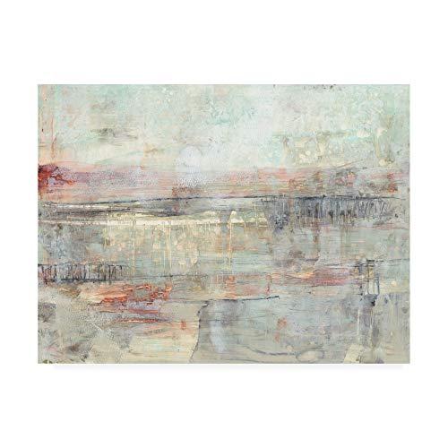 Trademark Fine Art Soft Scape I by Jennifer Goldberger, 18x24