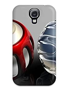 New Arrival Cover Case With Nice Design For Galaxy S4- 3d S4