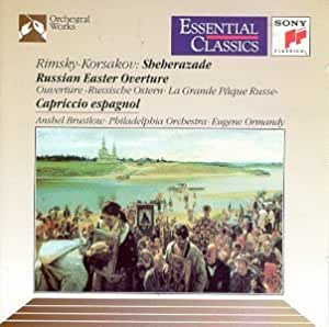 Rimsky-Korsakov:Sheherazade