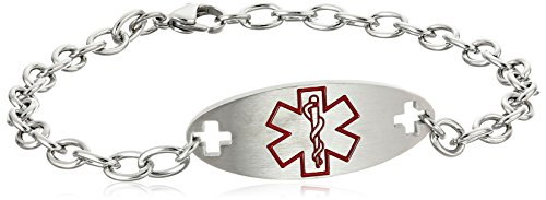 Surgical Medical Bracelet PENICILLIN ALLERGY