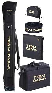Team Daiwa Matchman Deluxe - Kit de viaje para pescadores
