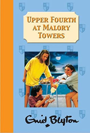 book cover of The Upper Fourth at Malory Towers