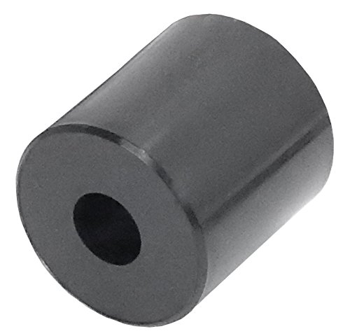 Outlaw Racing OR3084BK Chain Roller Guide 24x25.5mm Black CRF125F CRF150F XR400R ()