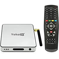 QheTrend KB2 Smart Android 6.0 TV Box Amlogic S912 Octa-core 64 Bit 2GB / 32GB VP9 H.265 UHD 4K Mini PC 2.4G & 5G Wi-Fi 1000M LAN Airplay Miracast HD Media Player