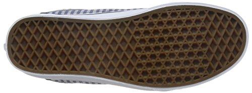 Varebiler Menns Gamle Skool (twill & Gingham) Skate Sko, Kle Blues, 10 M Oss
