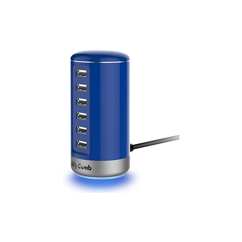 USB Charger Multi Port Wall Charger : Je