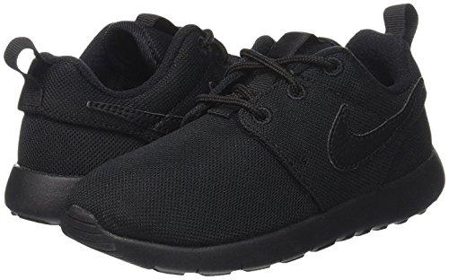 NIKE Kid's Roshe One Running Shoe Black/Black Black cheap sale 100% authentic cheap sale affordable oPTYdkx