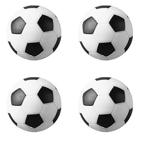 HUJI Foosballs Replacement Mini Soccer Balls -