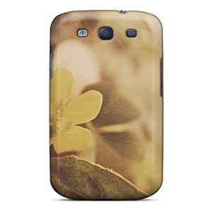 Faddish Phone Waiting In Vain Case For Galaxy S3 / Perfect Case Cover