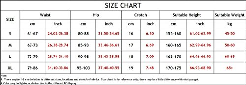 De 4 Femme Confort Style Coton Pour En Lot Fitness Taille Colutte Acmede Basse 2 Tangas Sport String fEpTA5wq